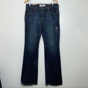 Abercrombie and Finch Emma Jeans 12R W31 L33 (NWT)